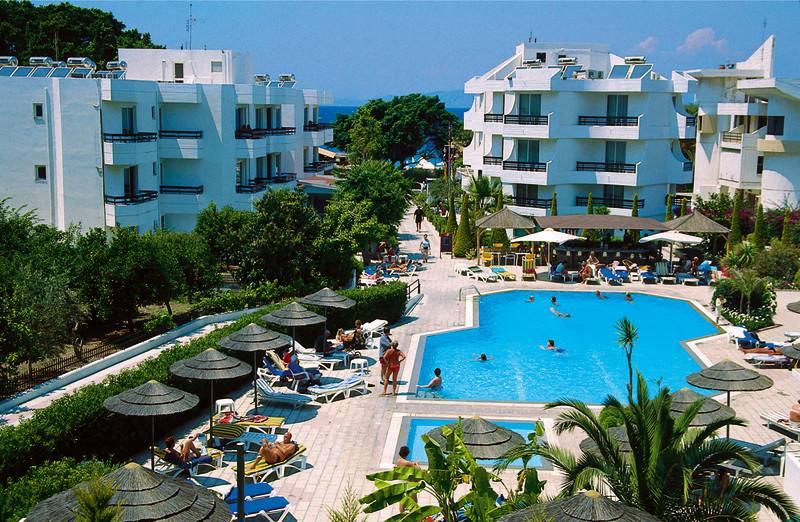 Appartementen Poseidonia - Ixia (Trianda) - Rhodos